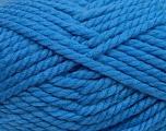 Fiber Content 55% Acrylic, 45% Wool, Indigo Blue, Brand ICE, Yarn Thickness 6 SuperBulky  Bulky, Roving, fnt2-45135