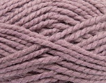SuperBulky  Fiber Content 60% Acrylic, 30% Alpaca, 10% Wool, Light Lilac, Brand Ice Yarns, Yarn Thickness 6 SuperBulky  Bulky, Roving, fnt2-45166