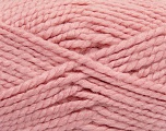 SuperBulky  Fiber Content 60% Acrylic, 30% Alpaca, 10% Wool, Light Pink, Brand ICE, Yarn Thickness 6 SuperBulky  Bulky, Roving, fnt2-45167