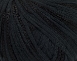 Fiber Content 79% Cotton, 21% Viscose, Brand ICE, Black, Yarn Thickness 3 Light  DK, Light, Worsted, fnt2-45185