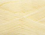 Fiber Content 100% Baby Acrylic, Brand Ice Yarns, Cream, Yarn Thickness 2 Fine  Sport, Baby, fnt2-45419