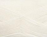 Fiber Content 100% Baby Acrylic, White, Brand Ice Yarns, Yarn Thickness 2 Fine  Sport, Baby, fnt2-45420