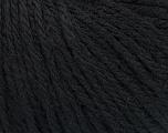 Fiber Content 40% Merino Wool, 40% Acrylic, 20% Polyamide, Brand Ice Yarns, Black, Yarn Thickness 3 Light  DK, Light, Worsted, fnt2-45803