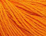 Fiber Content 40% Merino Wool, 40% Acrylic, 20% Polyamide, Light Orange, Brand Ice Yarns, Yarn Thickness 3 Light  DK, Light, Worsted, fnt2-45813