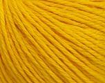 Fiber Content 40% Merino Wool, 40% Acrylic, 20% Polyamide, Yellow, Brand Ice Yarns, Yarn Thickness 3 Light  DK, Light, Worsted, fnt2-45814