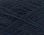 Fiber Content 100% Acrylic, Brand ICE, Dark Navy, Yarn Thickness 2 Fine  Sport, Baby, fnt2-45928