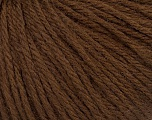Fiber Content 40% Acrylic, 40% Merino Wool, 20% Polyamide, Brand ICE, Brown, Yarn Thickness 3 Light  DK, Light, Worsted, fnt2-46037