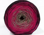 Fiber Content 50% Acrylic, 50% Cotton, Pink, Brand Ice Yarns, Camel, Black, Yarn Thickness 2 Fine  Sport, Baby, fnt2-46162
