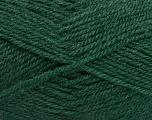 Fiber Content 100% Premium Acrylic, Brand Ice Yarns, Dark Green, Yarn Thickness 3 Light  DK, Light, Worsted, fnt2-46506