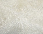 Fiber Content 80% Polyester, 20% Lurex, White, Brand Ice Yarns, Yarn Thickness 5 Bulky  Chunky, Craft, Rug, fnt2-46549
