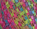 Trellis  Fiber Content 100% Polyester, Pink, Lilac, Brand Ice Yarns, Green, Blue, Yarn Thickness 5 Bulky  Chunky, Craft, Rug, fnt2-46585