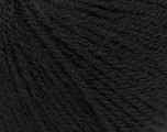 Fiber Content 100% Acrylic, Brand Ice Yarns, Black, Yarn Thickness 2 Fine  Sport, Baby, fnt2-46587