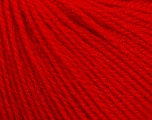 Fiber Content 100% Acrylic, Red, Brand Ice Yarns, Yarn Thickness 2 Fine  Sport, Baby, fnt2-46590