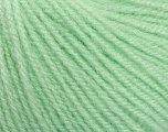 Fiber Content 100% Acrylic, Mint Green, Brand Ice Yarns, Yarn Thickness 2 Fine  Sport, Baby, fnt2-46597