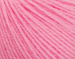 Fiber Content 100% Acrylic, Pink, Brand Ice Yarns, Yarn Thickness 2 Fine  Sport, Baby, fnt2-46605
