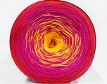 Fiber Content 50% Acrylic, 50% Cotton, Yellow, Red, Brand ICE, Fuchsia, Yarn Thickness 2 Fine  Sport, Baby, fnt2-46656
