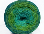 Fiber Content 50% Acrylic, 50% Cotton, Turquoise, Teal, Brand Ice Yarns, Green, Yarn Thickness 2 Fine  Sport, Baby, fnt2-46659