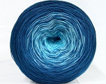 Fiber Content 50% Acrylic, 50% Cotton, Brand Ice Yarns, Blue Shades, Yarn Thickness 2 Fine  Sport, Baby, fnt2-46664
