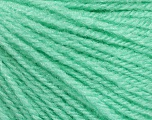Fiber Content 100% Acrylic, Brand Ice Yarns, Baby Green, Yarn Thickness 2 Fine  Sport, Baby, fnt2-46673