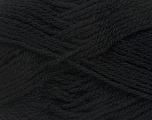 Fiber Content 60% Acrylic, 40% Wool, Brand Ice Yarns, Black, Yarn Thickness 3 Light  DK, Light, Worsted, fnt2-46732