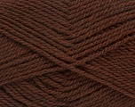 Fiber Content 60% Acrylic, 40% Wool, Brand Ice Yarns, Brown, Yarn Thickness 3 Light  DK, Light, Worsted, fnt2-46734