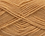 Fiber Content 60% Acrylic, 40% Wool, Brand Ice Yarns, Cafe Latte, Yarn Thickness 3 Light  DK, Light, Worsted, fnt2-46736