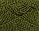 Fiber Content 60% Acrylic, 40% Wool, Brand Ice Yarns, Green, Yarn Thickness 3 Light  DK, Light, Worsted, fnt2-46741