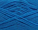 Fiber Content 60% Acrylic, 40% Wool, Brand Ice Yarns, Blue, Yarn Thickness 3 Light  DK, Light, Worsted, fnt2-46745