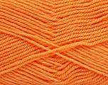 Fiber Content 60% Acrylic, 40% Wool, Brand Ice Yarns, Baby Orange, Yarn Thickness 3 Light  DK, Light, Worsted, fnt2-46749