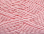Fiber Content 60% Acrylic, 40% Wool, Brand Ice Yarns, Baby Pink, Yarn Thickness 3 Light  DK, Light, Worsted, fnt2-46752