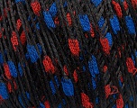 Fiber Content 100% Polyamide, Red, Brand ICE, Blue, Black, fnt2-46929