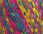 Trellis  Fiber Content 100% Polyester, Yellow, Pink, Lilac, Brand Ice Yarns, Green, Blue, Yarn Thickness 5 Bulky  Chunky, Craft, Rug, fnt2-46975