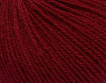 Fiber Content 100% Acrylic, Brand Ice Yarns, Burgundy, Yarn Thickness 2 Fine  Sport, Baby, fnt2-46979