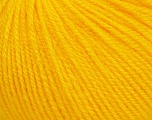 Fiber Content 100% Acrylic, Yellow, Brand Ice Yarns, Yarn Thickness 2 Fine  Sport, Baby, fnt2-46980