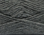 Fiber Content 50% Acrylic, 25% Alpaca, 25% Wool, Brand Ice Yarns, Dark Grey, Yarn Thickness 5 Bulky  Chunky, Craft, Rug, fnt2-47130