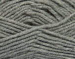 Fiber Content 50% Acrylic, 25% Alpaca, 25% Wool, Brand Ice Yarns, Grey, Yarn Thickness 5 Bulky  Chunky, Craft, Rug, fnt2-47131