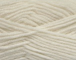 Fiber Content 50% Acrylic, 25% Alpaca, 25% Wool, White, Brand Ice Yarns, Yarn Thickness 5 Bulky  Chunky, Craft, Rug, fnt2-47132