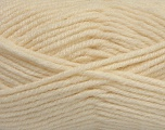 Fiber Content 50% Acrylic, 25% Wool, 25% Alpaca, Brand Ice Yarns, Cream, Yarn Thickness 5 Bulky  Chunky, Craft, Rug, fnt2-47137