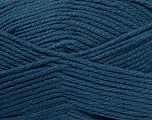 Fiber Content 50% Acrylic, 25% Wool, 25% Alpaca, Brand Ice Yarns, Aero Blue, Yarn Thickness 5 Bulky  Chunky, Craft, Rug, fnt2-47144