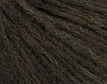 Fiber Content 45% Kid Mohair, 33% Acrylic, 22% Polyamide, Brand Ice Yarns, Brown, Yarn Thickness 2 Fine  Sport, Baby, fnt2-47428