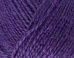 Fiber Content 100% Hemp Yarn, Purple, Brand ICE, Yarn Thickness 3 Light  DK, Light, Worsted, fnt2-47908