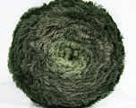 Fiber Content 80% Polyamide, 20% Polyester, Brand ICE, Green Shades, Yarn Thickness 5 Bulky  Chunky, Craft, Rug, fnt2-48022