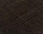 Fiber Content 40% Merino Wool, 30% Acrylic, 20% Alpaca, 10% Mohair, Brand Ice Yarns, Brown, fnt2-48133