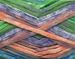 Fiber Content 100% Acrylic, Lilac, Light Green Salmon, Brand Ice Yarns, Blue, Yarn Thickness 4 Medium  Worsted, Afghan, Aran, fnt2-48331