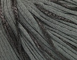 Fiber Content 79% Cotton, 21% Viscose, Brand ICE, Grey, Yarn Thickness 3 Light  DK, Light, Worsted, fnt2-48333