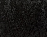 Fiber Content 60% Polyamide, 40% Viscose, Brand ICE, Black, Yarn Thickness 2 Fine  Sport, Baby, fnt2-48392