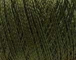 Fiber Content 60% Polyamide, 40% Viscose, Brand Ice Yarns, Dark Green, Yarn Thickness 2 Fine  Sport, Baby, fnt2-48399