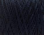 Fiber Content 60% Polyamide, 40% Viscose, Brand Ice Yarns, Dark Navy, Yarn Thickness 2 Fine  Sport, Baby, fnt2-48401