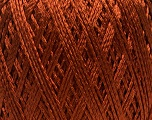 Fiber Content 60% Polyamide, 40% Viscose, Brand ICE, Copper, Yarn Thickness 2 Fine  Sport, Baby, fnt2-48405