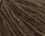 Fiber Content 55% Acrylic, 45% Wool, Brand Ice Yarns, Dark Camel, Yarn Thickness 4 Medium  Worsted, Afghan, Aran, fnt2-48482